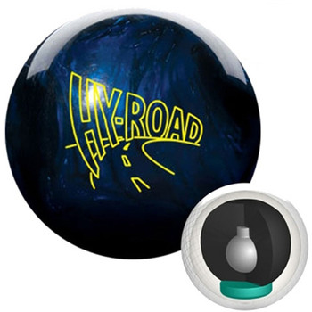 Storm Hy-Road Bowling Ball and core