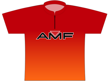 AMF Bowling Jersey by Logo Infusion - 0188A - Front of Jersey