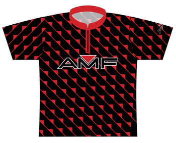 AMF Bowling Jersey by Logo Infusion - 0235A - Front of Jersey