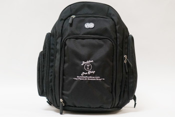 Buddies Logo - Vise made Bowling Accessory Backpack