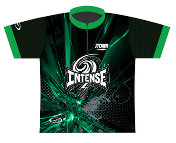 Storm Dye Sublimated Bowling Shirt - Style 0241ST - Front of Jersey with Storm Logo