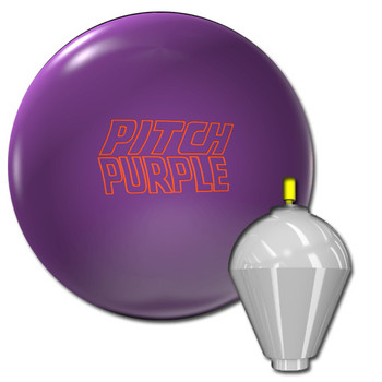 Storm Pitch Purple Bowling Ball and Core