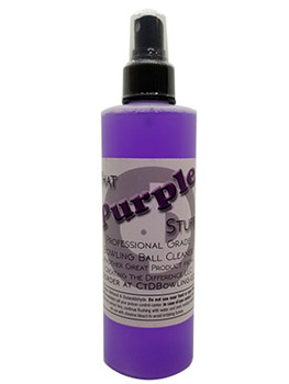 Creating the Difference LLC - That Purple Stuff - 8oz Spray Mist Bowling Ball Cleaner