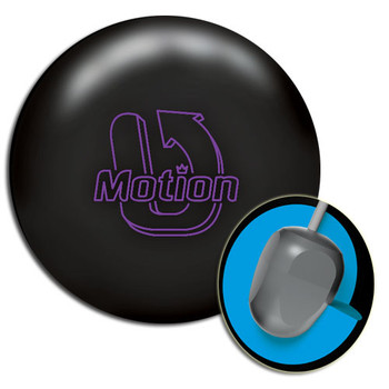 Brunswick U-Motion Bowling Ball and Core