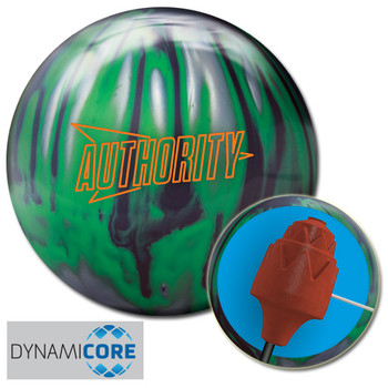 Columbia 300 Authority Bowling Ball and Core