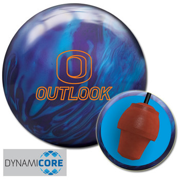 Columbia 300 Outlook Bowling Ball and Core