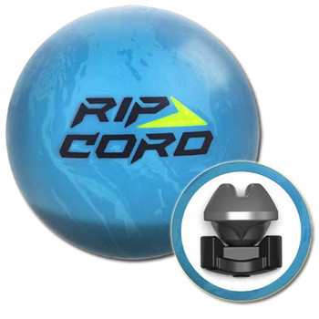 Motiv Rip Cord Flight Bowling Ball and Core