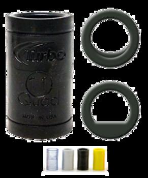 Turbo 2-N-1 Quad Power SB Finger Inserts - Colors