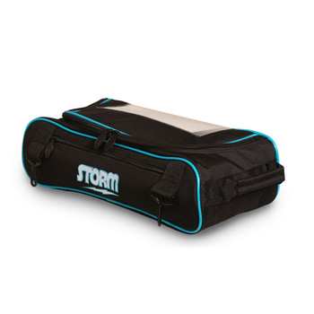 Storm Shoe Bag Black/Blue