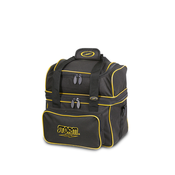 Storm Flip Tote 1 Ball Bag Black/Gold