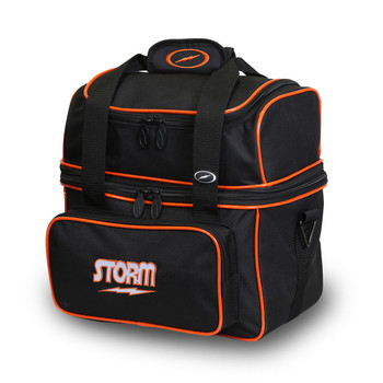 Storm Flip Tote 1 Ball Bag Black/Orange