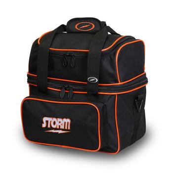 Storm Flip Tote 1 Ball Bag Black/Orange