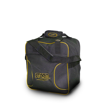 Storm 1 Ball Solo Bowling Bag Black/Gold