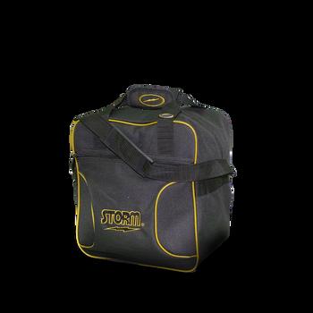 Storm 1 Ball Solo Bowling Bag Black/Gold