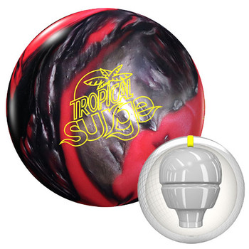 Storm Tropical Surge Bowling Ball Pink/Black with Core