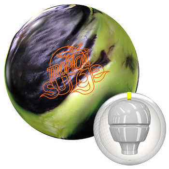 Storm Tropical Surge Bowling Ball Yellow/Black with core