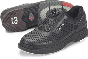 Dexter THE C9 Lazer Boa Bowling Shoes display