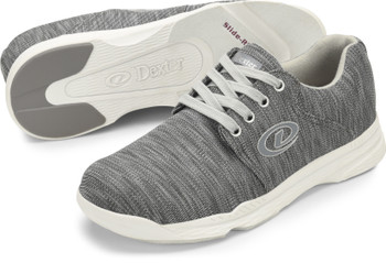 Dexter Mens Winner Grey Bowling Shoes