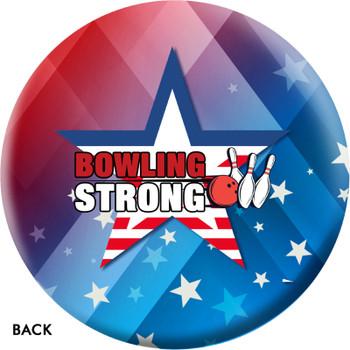 OTTB Bowling Strong US Star Bowling Ball
