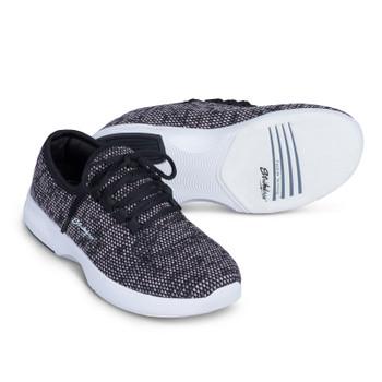 KR Strikeforce Maui Women's Bowling Shoes Black/Plum