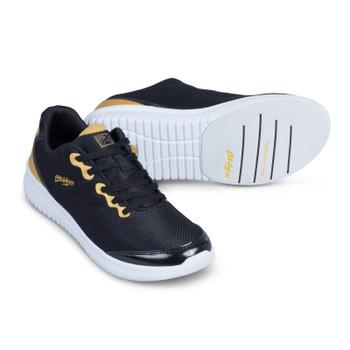 KR Strikeforce Glitz Women's Bowling Shoes Black/Gold