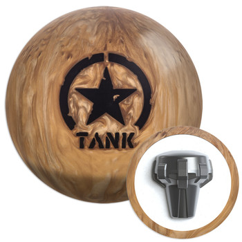 Motiv Desert Tank Bowling Ball and Core