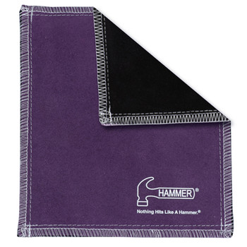 Hammer Shammy Pad - Purple/Black
