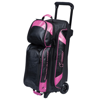 Hammer Premium 3 Ball Roller Black/Pink