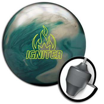 Brunswick Igniter Pearl Bowling Ball and Core