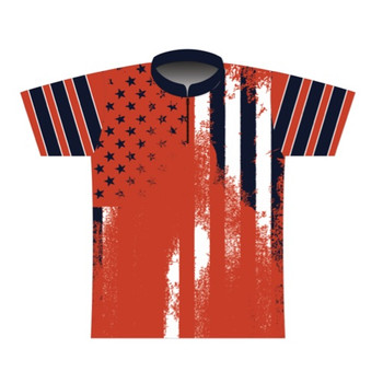 BBR Chicago Grunge Nation Dye Sublimated Jersey