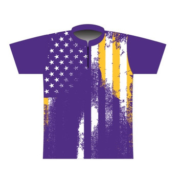 BBR Minnesota Grunge Nation Dye Sublimated Jersey