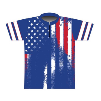 BBR Buffalo Grunge Nation Dye Sublimated Jersey