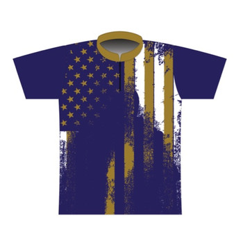 BBR Baltimore Grunge Nation Dye Sublimated Jersey