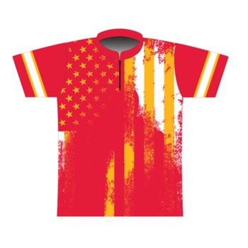 BBR Kansas City Grunge Nation Dye Sublimated Jersey