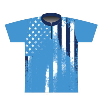 BBR Tennessee Grunge Nation Dye Sublimated Jersey