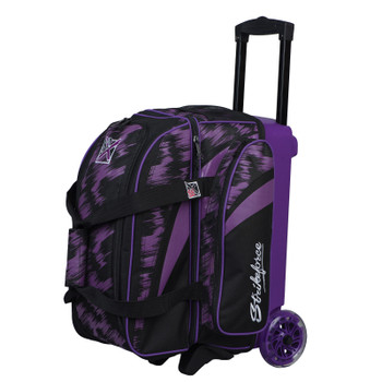 KR Strikeforce Cruiser Scratch Double Roller Purple