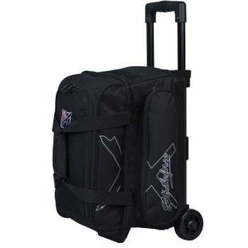 KR Strikeforce Hybrid X Double Roller Black