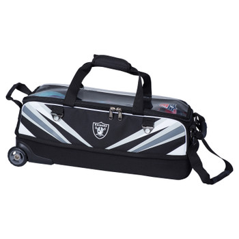 KR Strikeforce NFL Slim Triple Roller Las Vegas Raiders