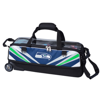 KR Strikeforce NFL Slim Triple Roller Seattle Seahawks