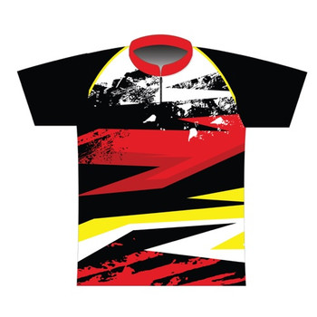 BBR Buddies 013 Dye Sublimated Jersey