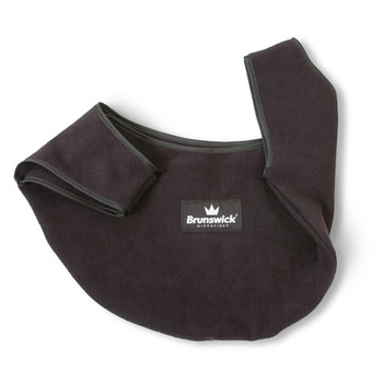 Brunswick Microfiber See-Saw - Black