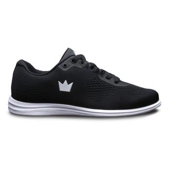 Brunswick Axis Womens Bowling Shoes Black