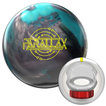 Storm Parallax Bowling Ball and Core