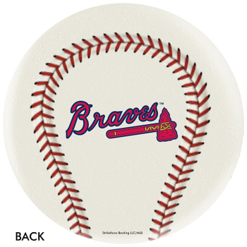 OTTB Atlanta Braves Bowling Ball