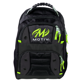 Motiv Intrepid Backpack Grey/Lime