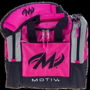 Motiv Shock 1 Ball Bag Hot Pink