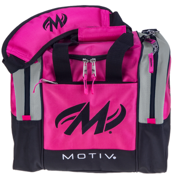 Motiv Shock 1 Ball Bag Hot Pink