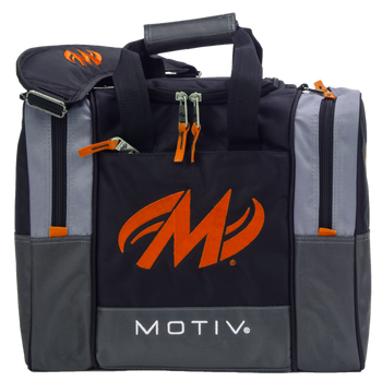 Motiv Shock 1 Ball Bag Black/Orange