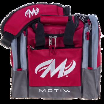 Motiv Shock 1 Ball Bag Red