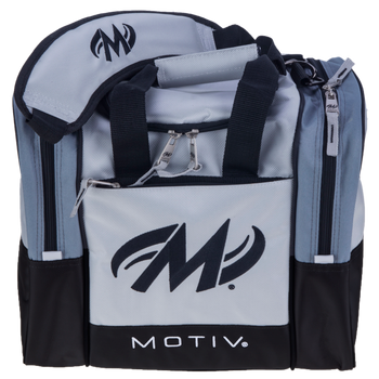 Motiv Shock 1 Ball Bag Silver